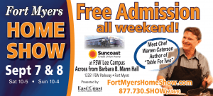 Fort Myers Home Show – Free Admission