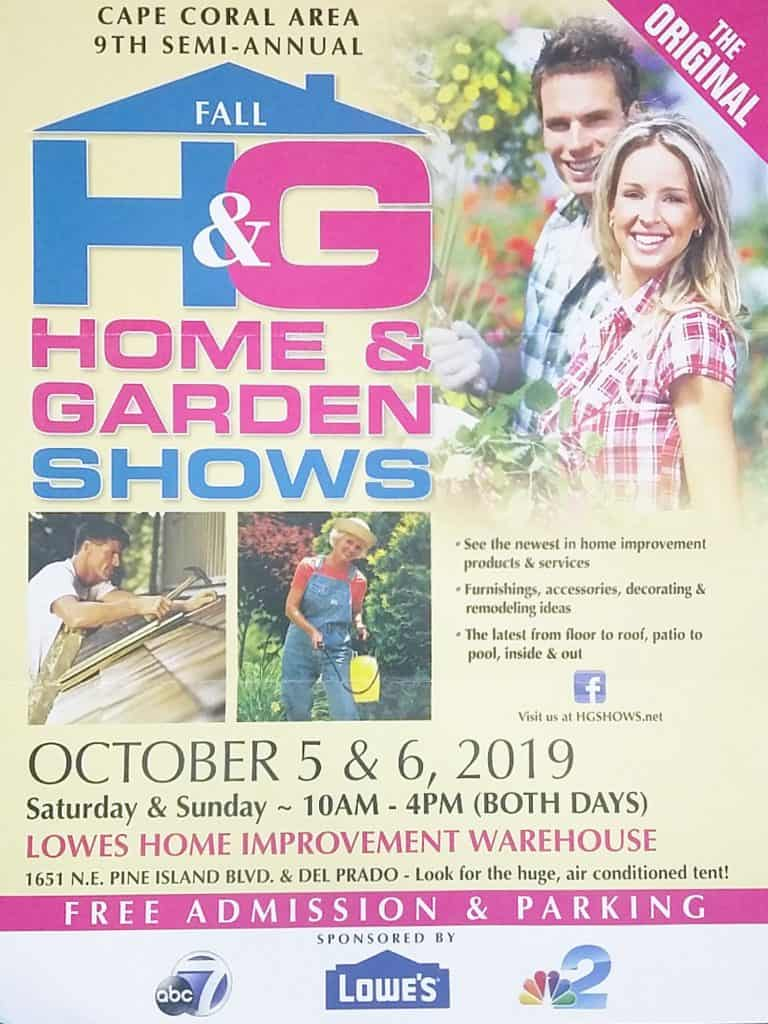 H&G Cape Coral Oct 5-6